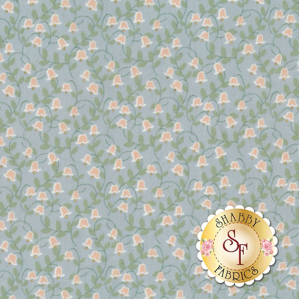 Woodland Rose 31803-70 for Lecien Fabrics