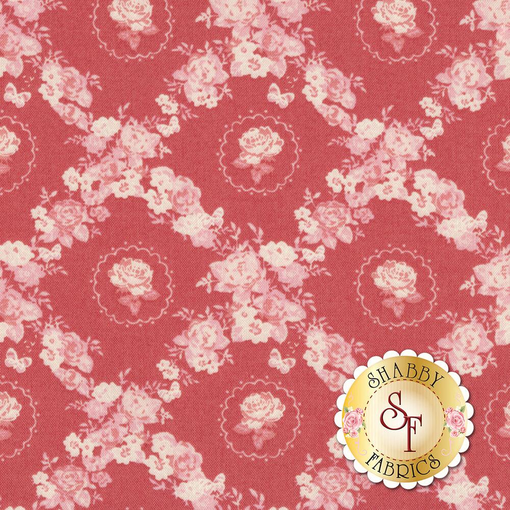 Woodland Rose 31804-30 for Lecien Fabrics