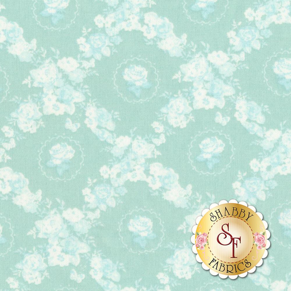 Woodland Rose 31804-70 for Lecien Fabrics