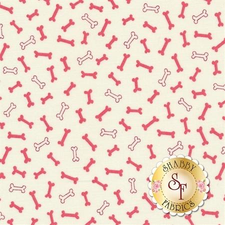 Woof Woof Meow 20567-11 by Moda Fabrics