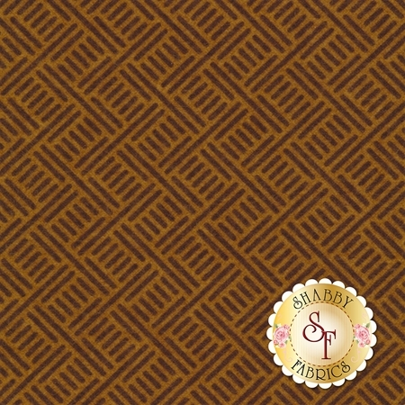 Wool & Needle Flannels V 1220-19F by Primitive Gatherings for Moda Fabrics