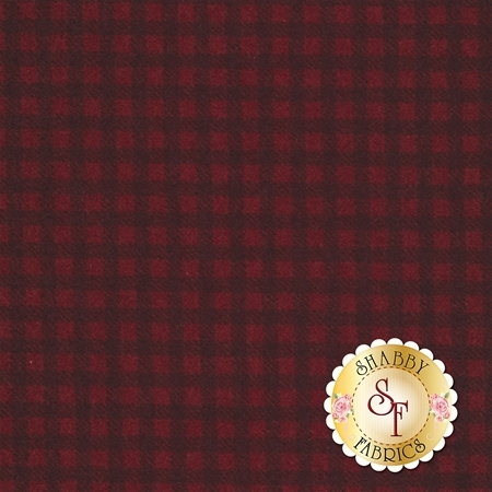 Wool & Needle Flannels V 1223-16F by Primitive Gatherings for Moda Fabrics REM