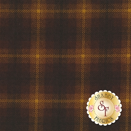 Wool & Needle Flannels V 1225-13F by Primitive Gatherings for Moda Fabrics REM