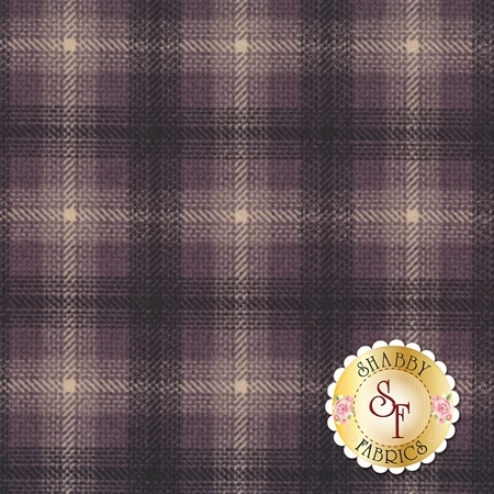 Wool & Needle Flannels V 1225-14F by Primitive Gatherings for Moda Fabrics