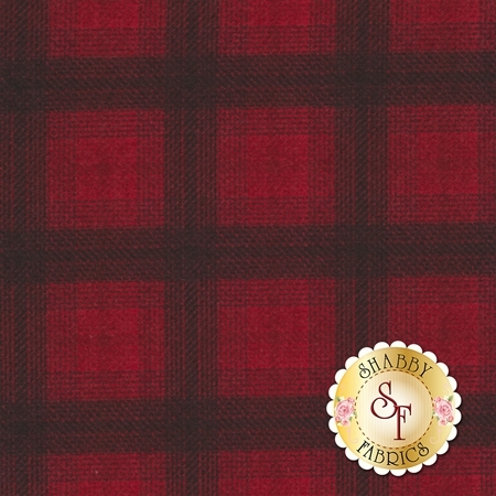 Wool & Needle Flannels V 1225-17F by Primitive Gatherings for Moda Fabrics