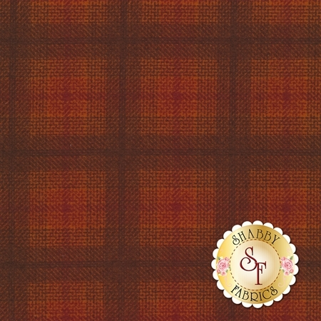 Wool & Needle Flannels V 1225-18F by Primitive Gatherings for Moda Fabrics