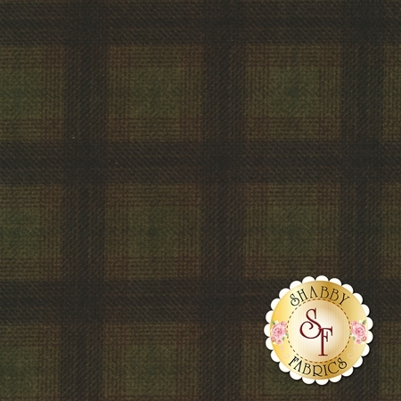 Wool & Needle Flannels V 1225-21F by Primitive Gatherings for Moda Fabrics REM