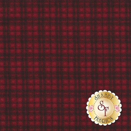 Woolies Flannel 18502-R By Bonnie Sullivan For Maywood Studio