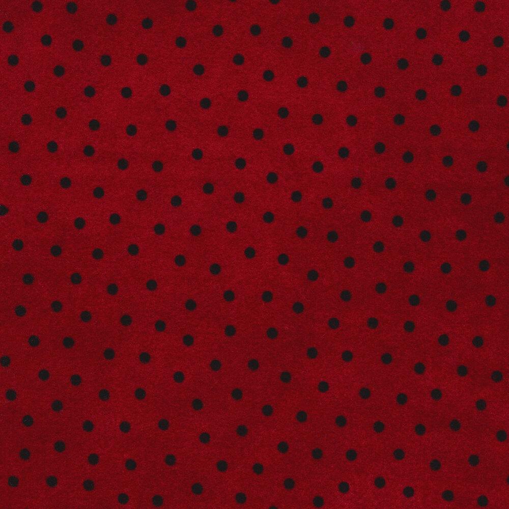 Woolies Flannel 18506-R By Bonnie Sullivan For Maywood Studios
