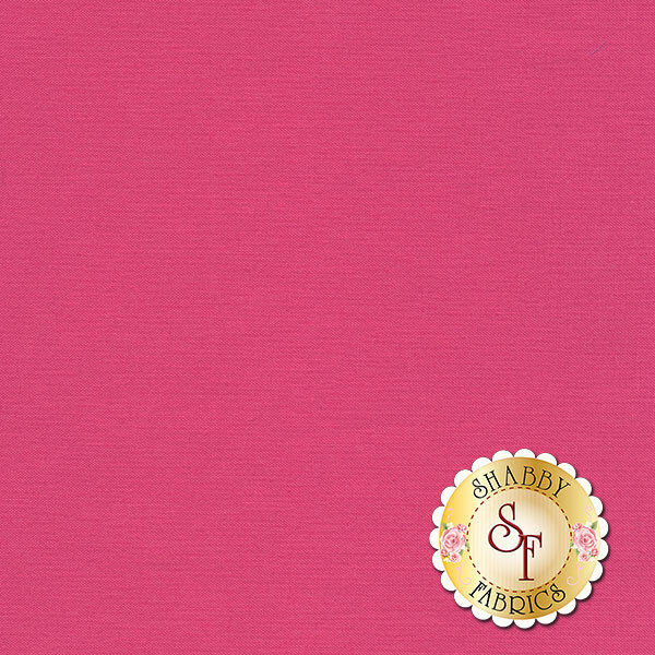 Bella Solids 9900-92 Magenta by Moda Fabrics