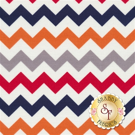 Chevron 340-02 Boy by Riley Blake Designs