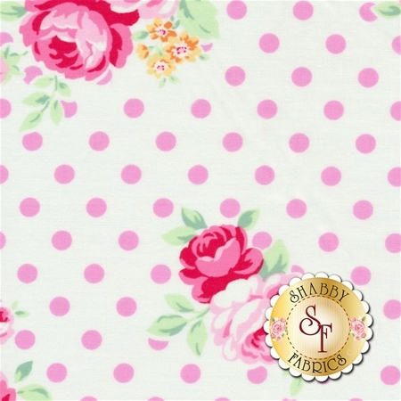 Flower Sugar Fall 2016 31375-20 by Lecien Fabrics