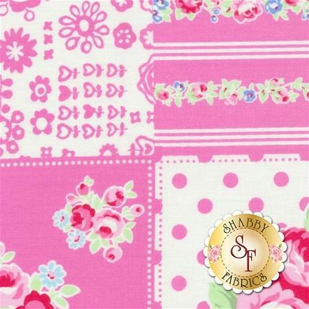 Flower Sugar Fall 2016 31376-20 by Lecien Fabrics