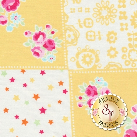 Flower Sugar Fall 2016 31376-50 by Lecien Fabrics