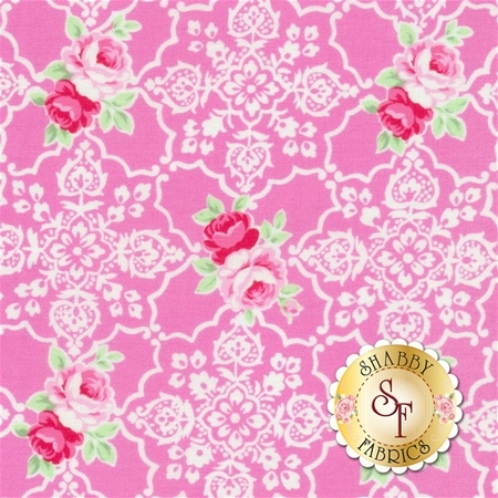 Flower Sugar 31377-20 by Lecien Fabrics REM C