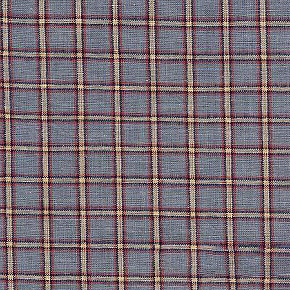 blue and red plaid | Shabby Fabrics