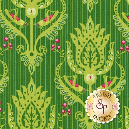 Primavera 5741-GREEN by Patty Young for Riley Blake Designs