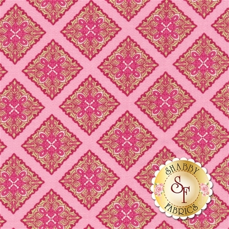 Primavera 5742-PINK by Patty Young for Riley Blake Designs