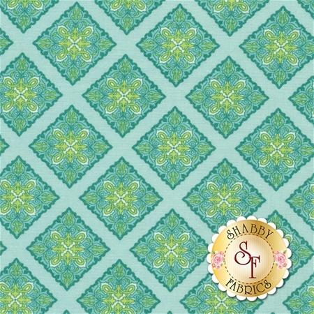 Primavera 5742-TEAL by Riley Blake Designs