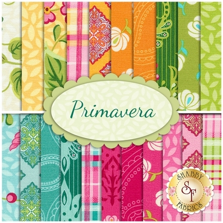 Primavera  21 FQ Set by Riley Blake Designs
