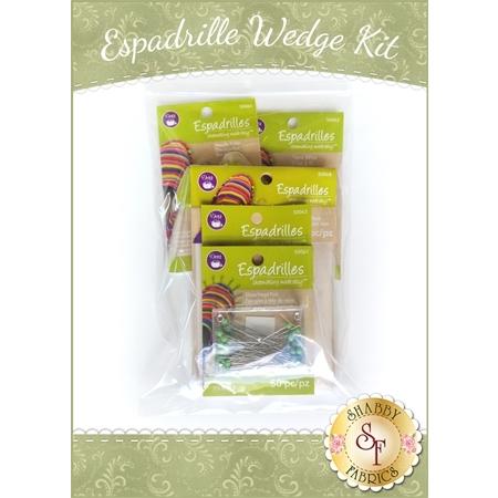 Espadrille Wedge Tool Kit - Shabby Fabrics