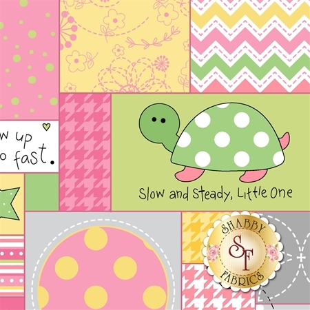 Little One Flannel Too F8221-ZP by Maywood Studio