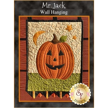 Mr. Jack Wall Hanging Pattern