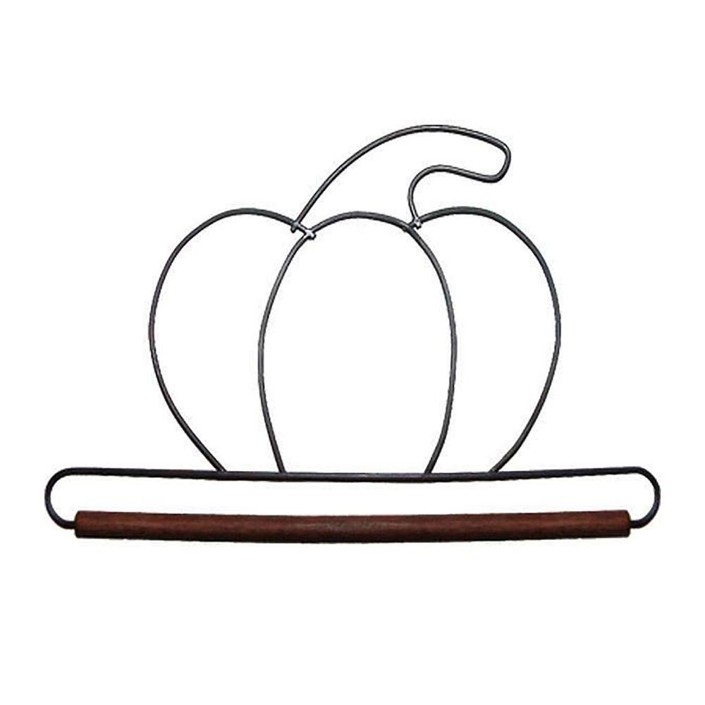 "Craft Holder - 6"" - Pumpkin"