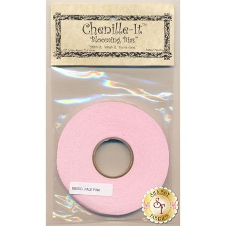 Chenille-It Pale Pink - 3/8""