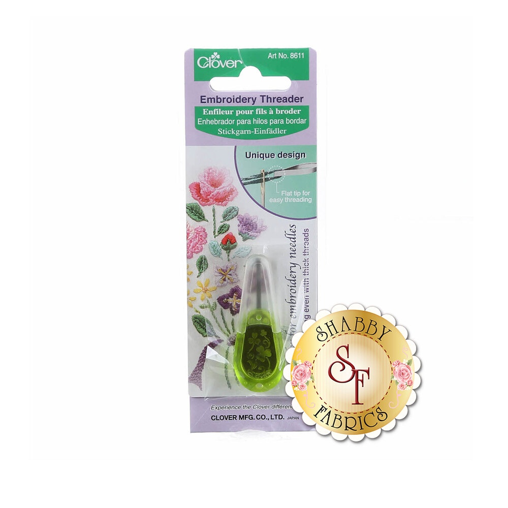 Clover Embroidery Needle Threader