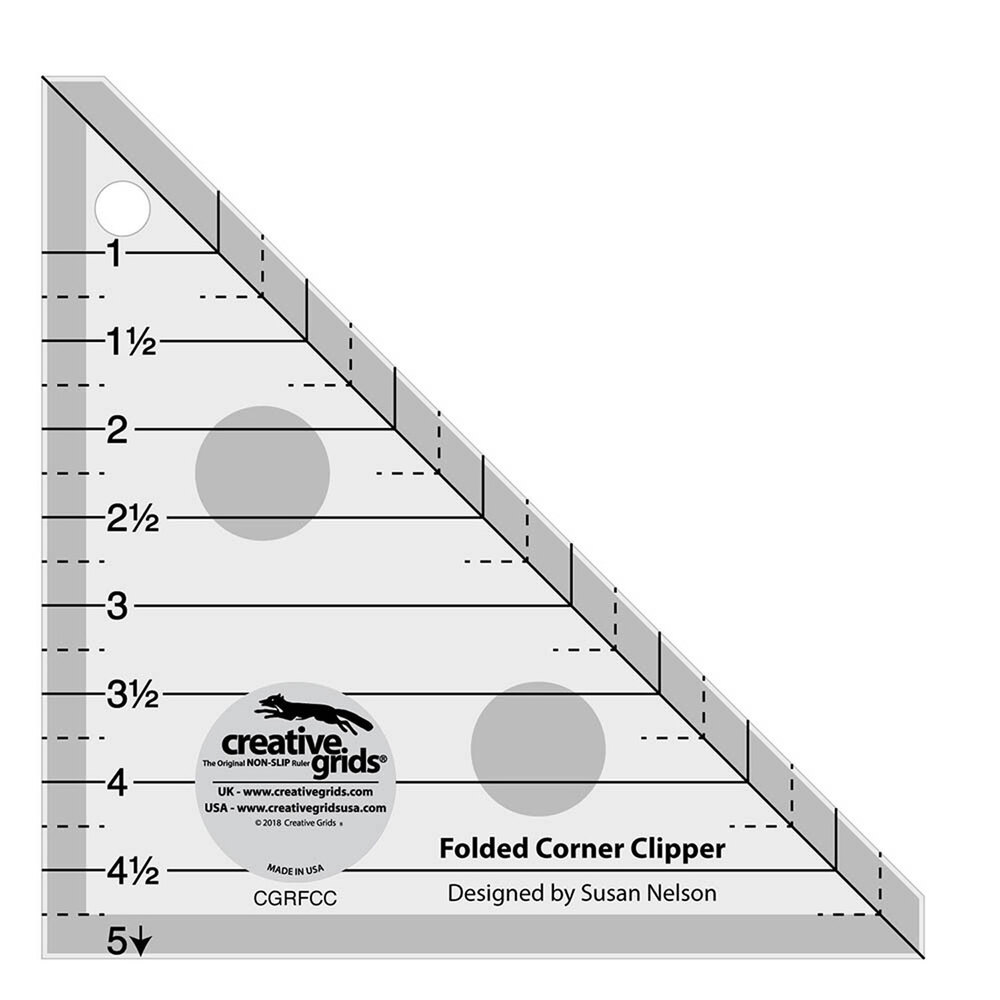 Folded Corner Clipper Tool #CGRFCC from Creative Grids