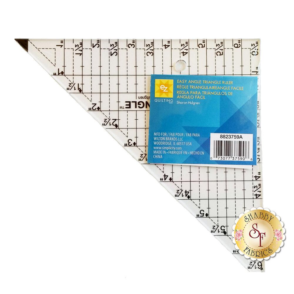 Easy Angle Triangle Ruler