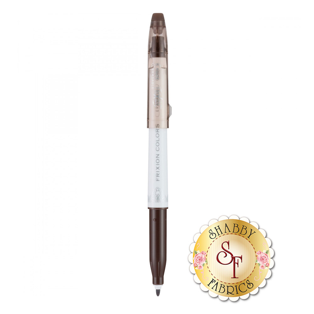 Frixion Colors Erasable Ink Marker - Brown now Available