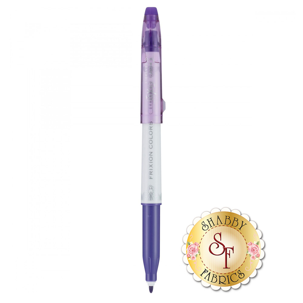 Frixion Colors Erasable Ink Marker - Purple now Available