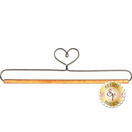 Craft Holder - Heart - 12""