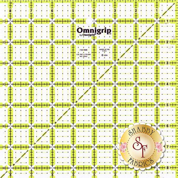 """Omnigrip Ruler - 8½"""" Square #RN85"""