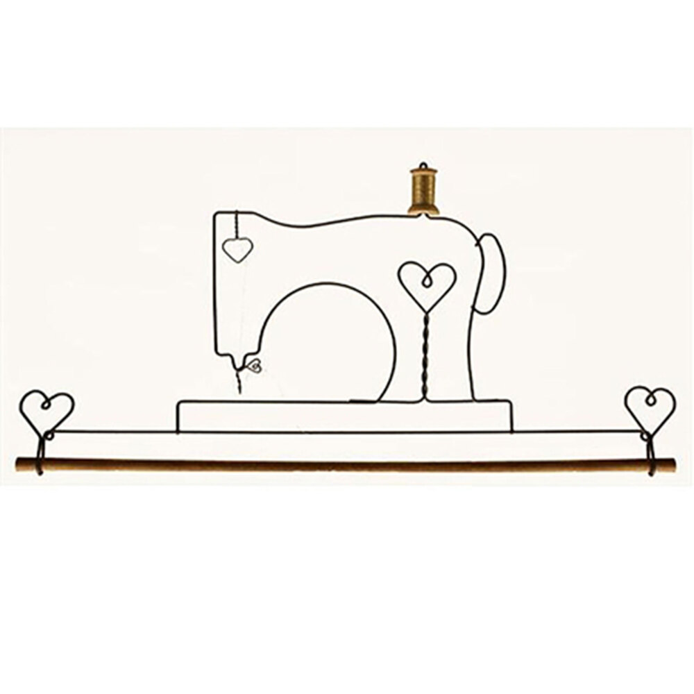 "Craft Holder - 12"" - Sewing Machine"