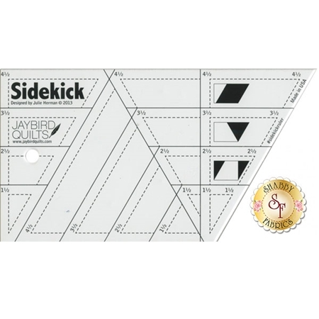 Sidekick Ruler - Jaybird Quilts #JBQ-202