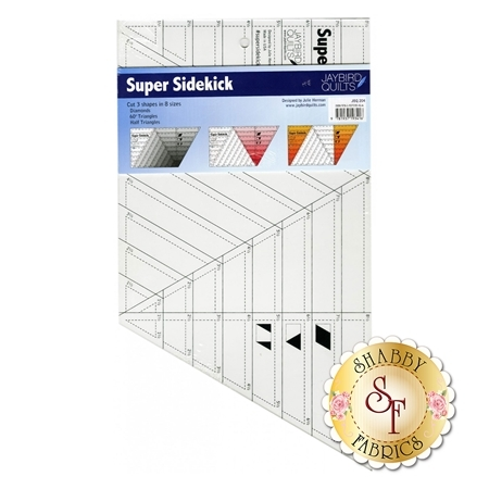 Super Sidekick Ruler - Jaybird Quilts #JBQ-204