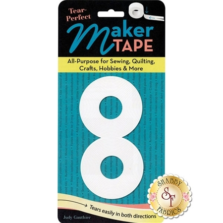 Tear-Perfect Maker Tape - 1 inch x 10 yards