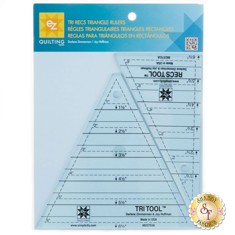 Tri-Recs Triangle Rulers