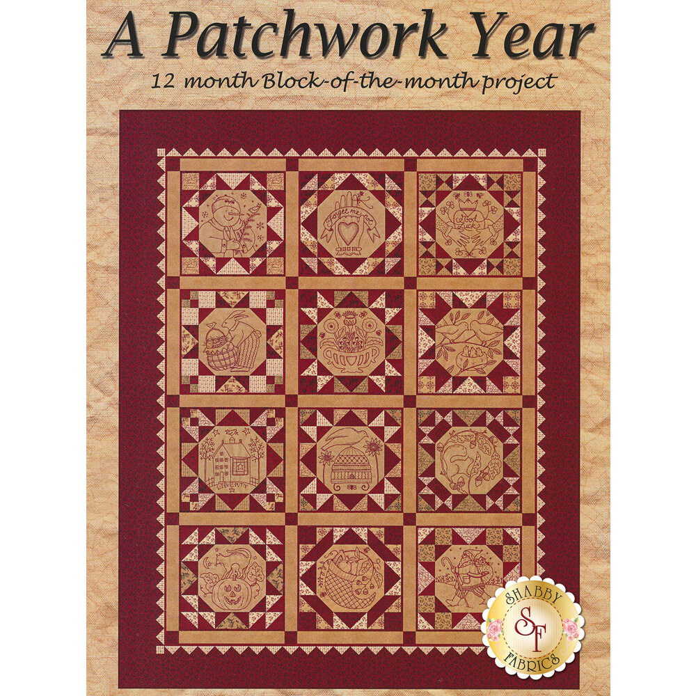A Patchwork Year Pattern