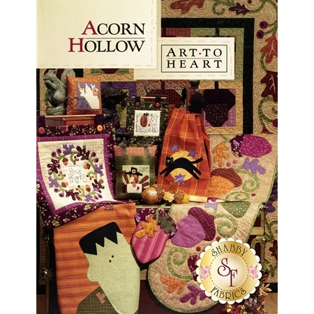 Acorn Hollow Book