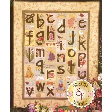 Alphabet Garden Book