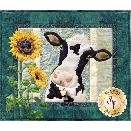 And on That Farm - A Moo Moo There Pattern