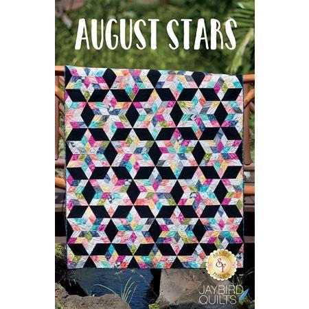 August Stars Pattern
