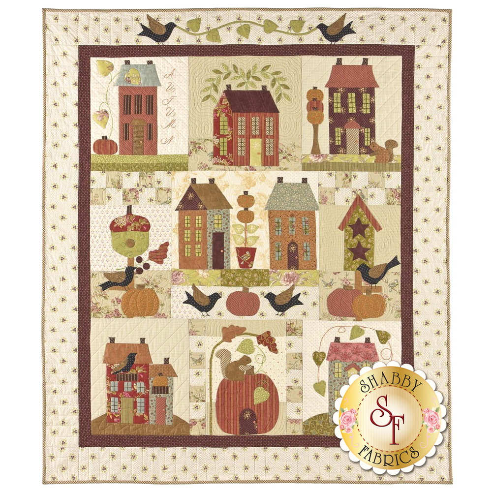 Autumn House Pattern