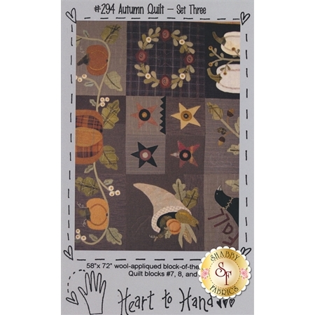 Autumn Quilt - Set Three Pattern