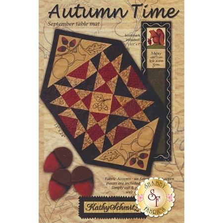 Autumn Time Pattern - Kathy Schmitz