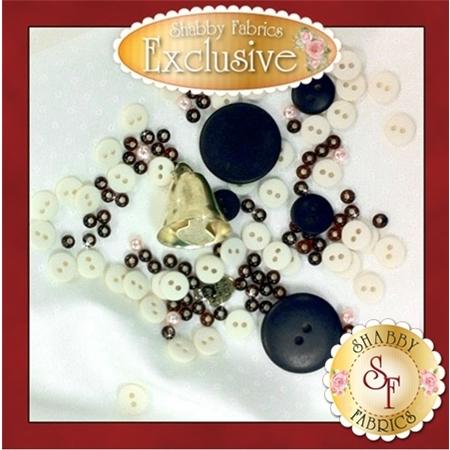 Blessings of Autumn Embellishing Kit